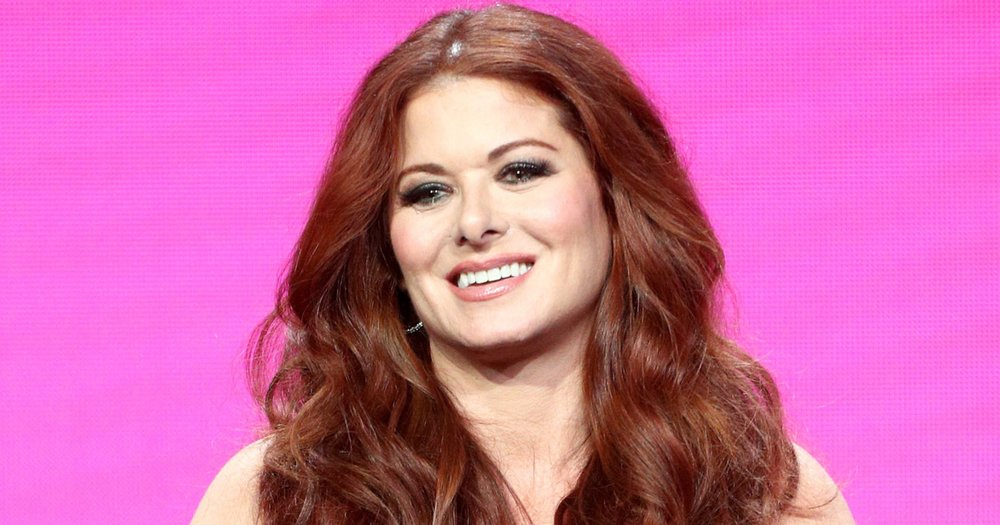 debra messing reveals struggle with health issue and fat